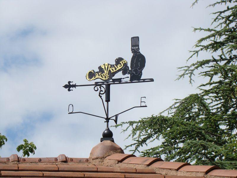 Girouette - 2017 - Cuisinier Carpe Diem